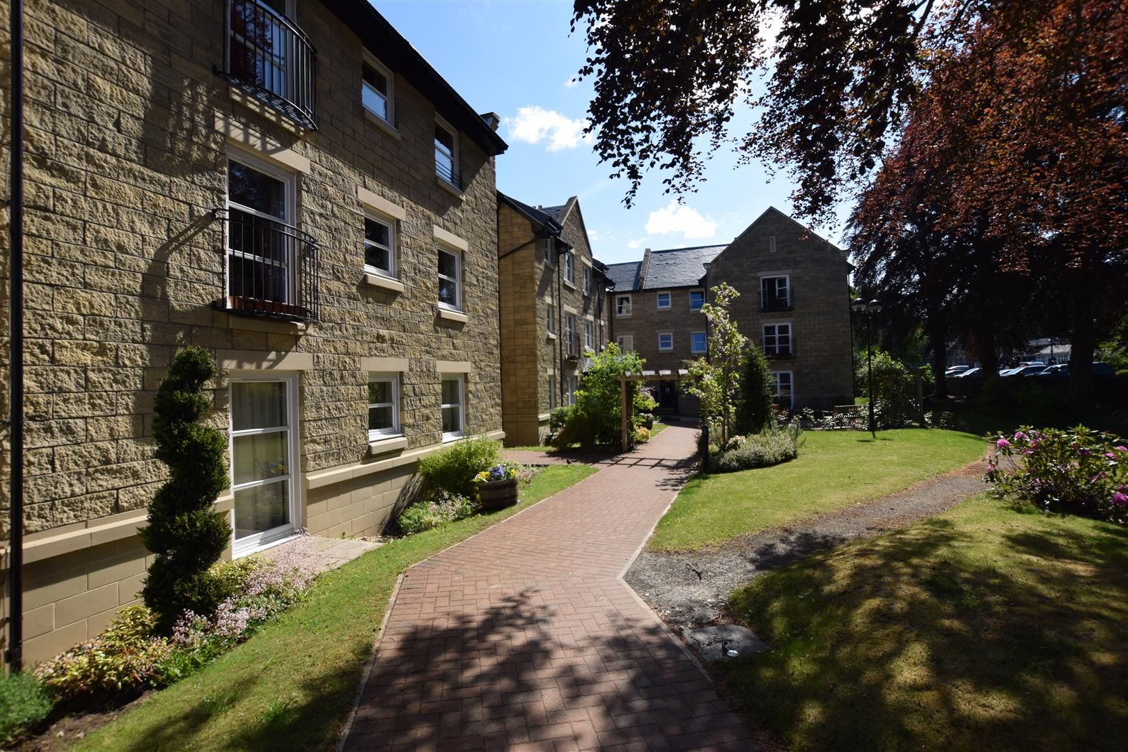 28 Fishersview Court, Station Road, Pitlochry, Perthshire, PH16 5AN, UK